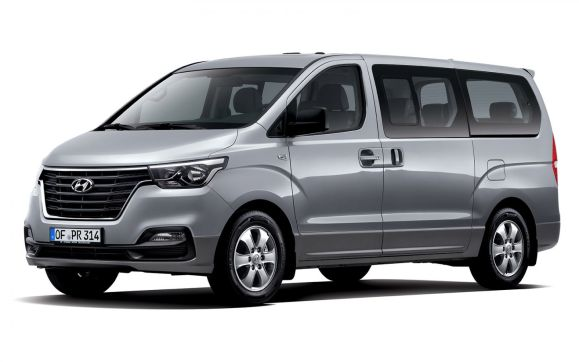 Luxury Car Hyundai H 1 h1